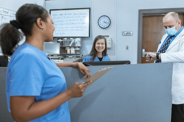 Curso Auxiliar de Enfermería